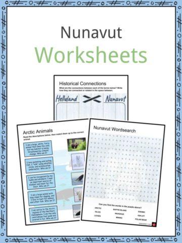 Nunavut Worksheets
