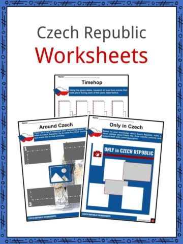 Czech Republic Worksheets