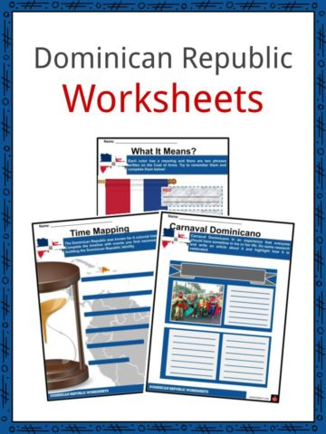 Dominican Republic Worksheets
