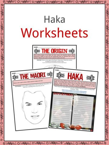 Haka Worksheets