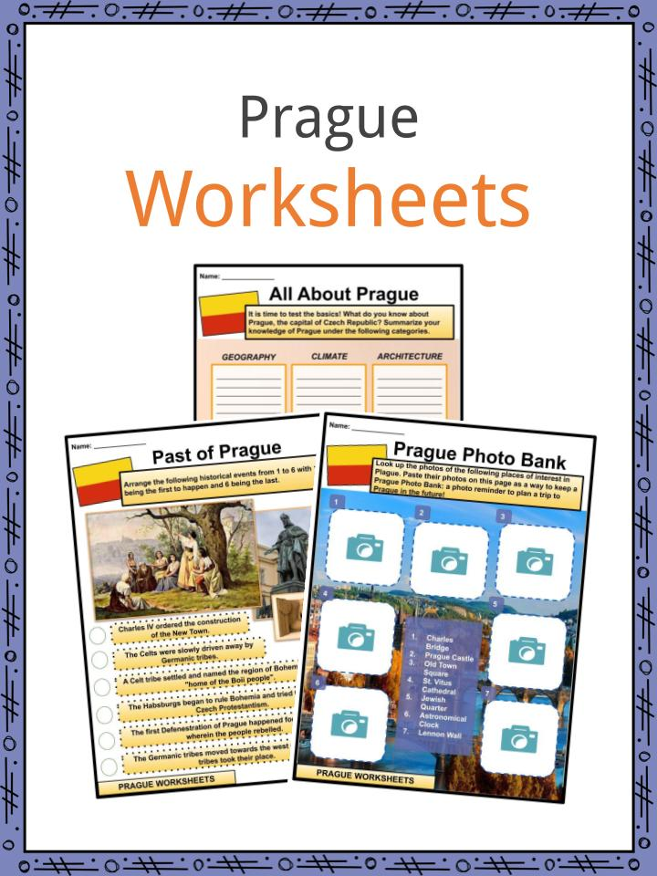 Prague Worksheets