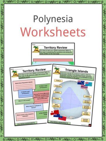 Polynesia Worksheets