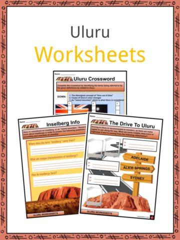 Uluru Worksheets