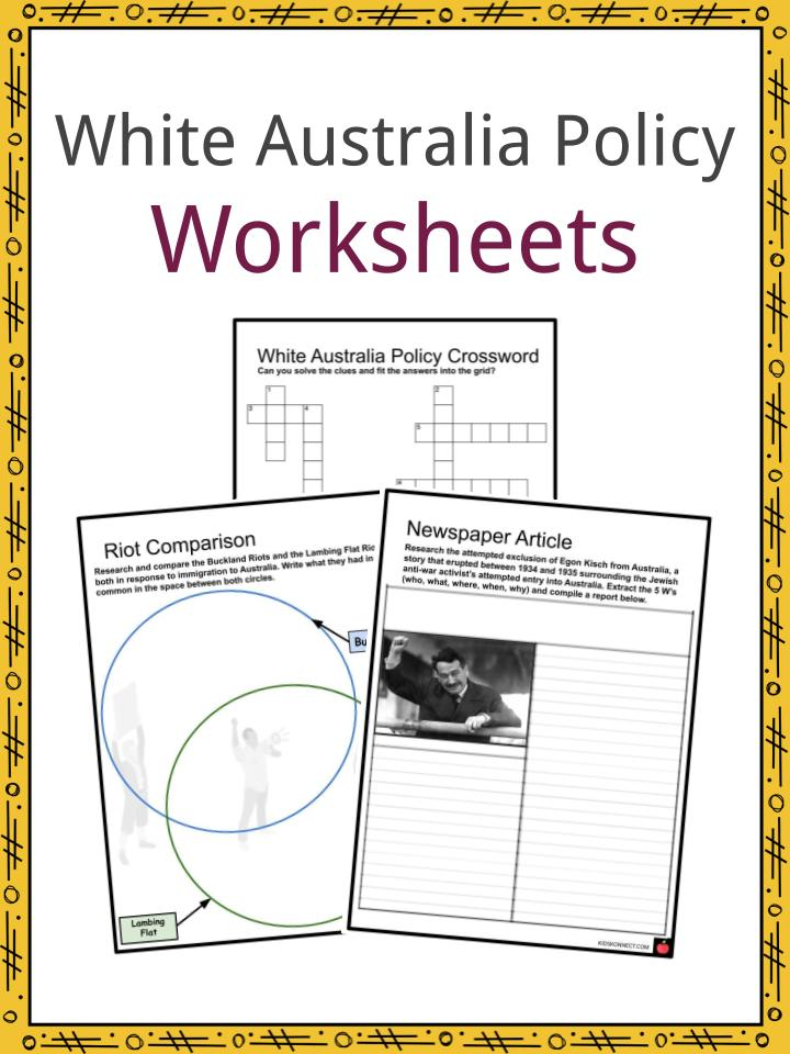 White australia policy essay