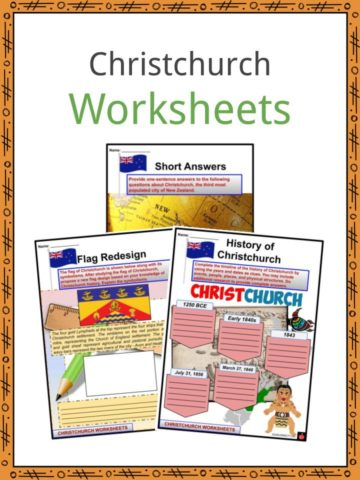 Christchurch Worksheets