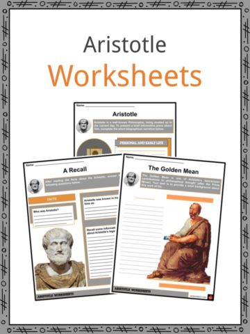 Aristotle Worksheets