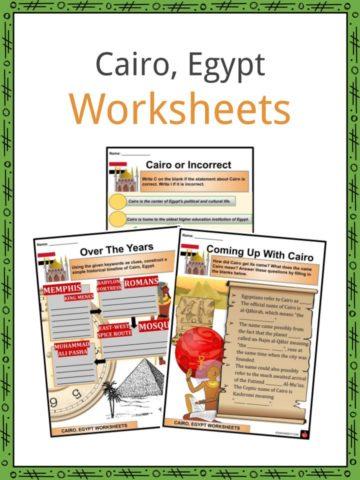 Cairo Worksheets