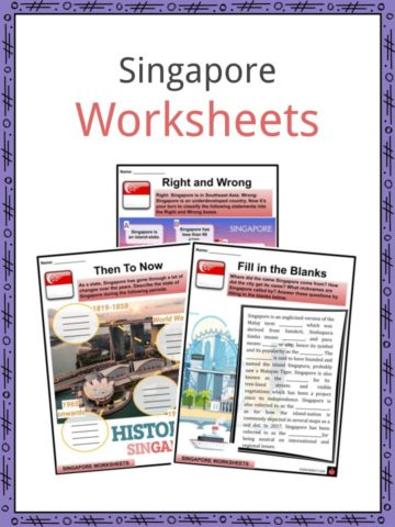 Singapore Worksheets