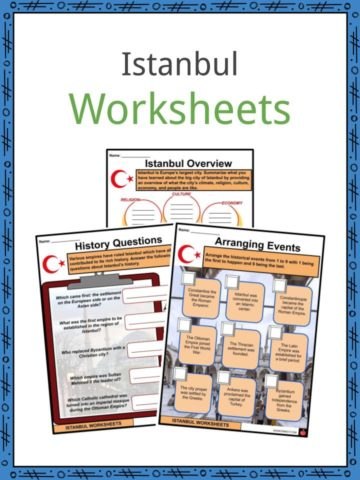 Istanbul Worksheets