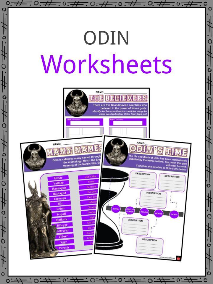 Odin Worksheets