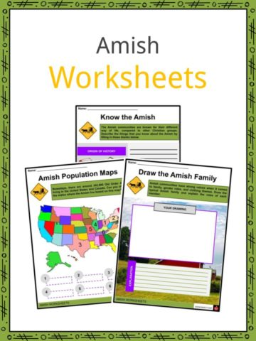 Amish Worksheets