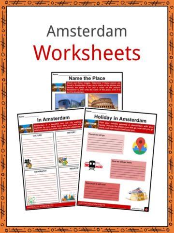 Amsterdam Worksheets