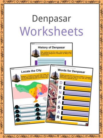 Denpasar Worksheets