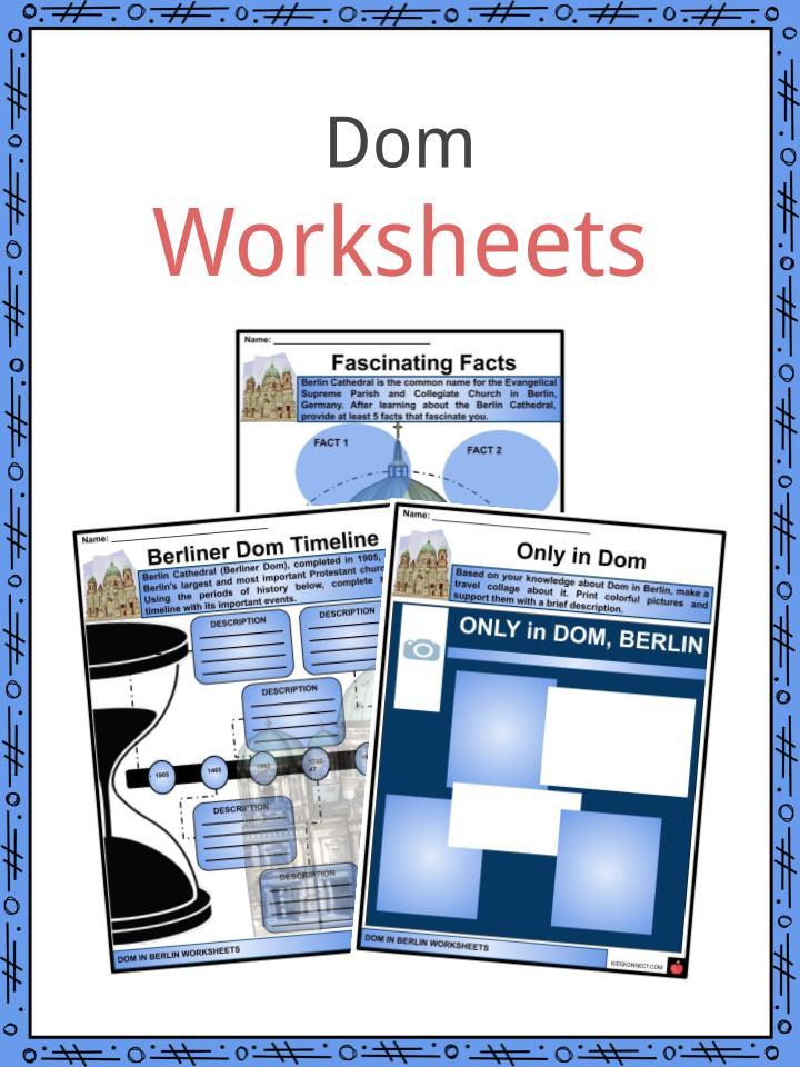 Dom Worksheets