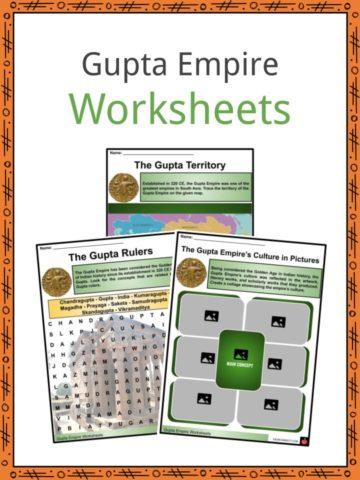 Gupta Empire Worksheets