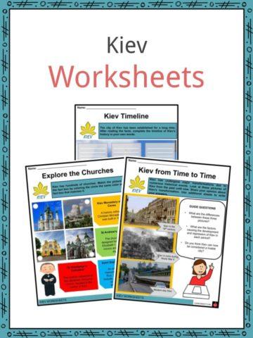 Kiev Worksheets