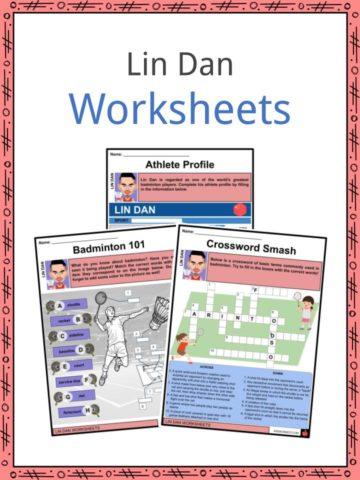 Lin Dan Worksheets