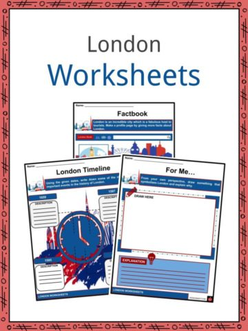 London Worksheets