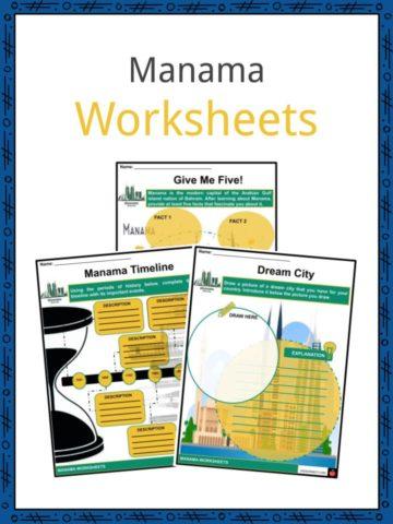 Manama Worksheets