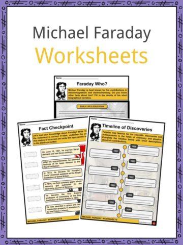 Michael Faraday Worksheets