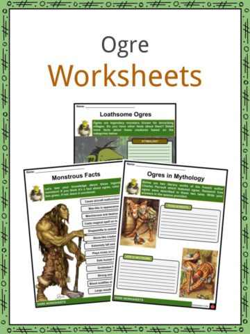 Ogre Worksheets