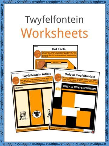 Twyfelfontein Worksheets