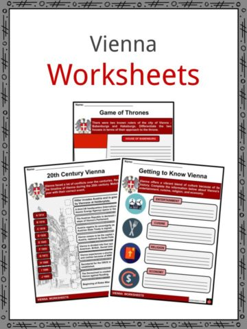 Vienna Worksheets