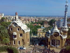 park-güell-facts