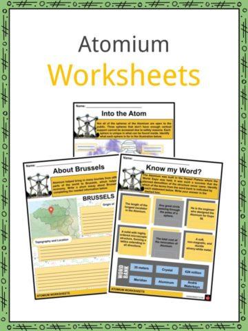 Atomium Worksheets