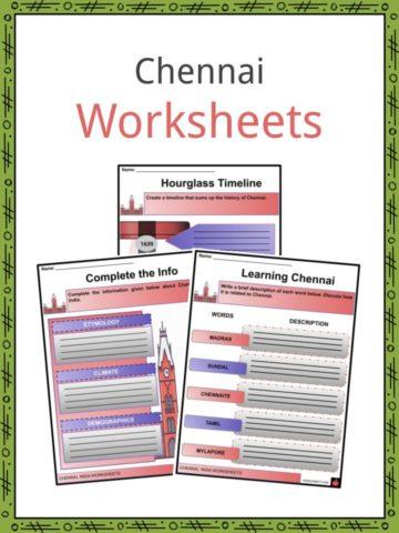 Chennai Worksheets