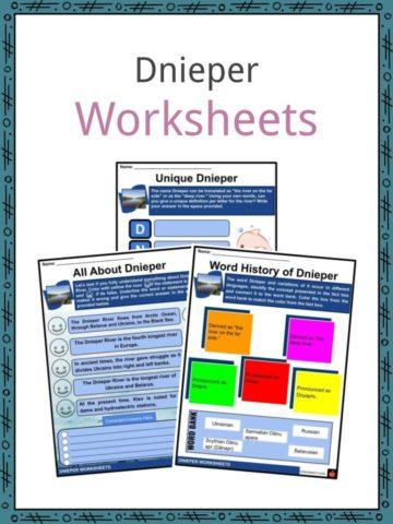 Dnieper Worksheets