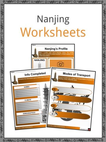 Nanjing Worksheets