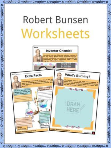Robert Bunsen Worksheets