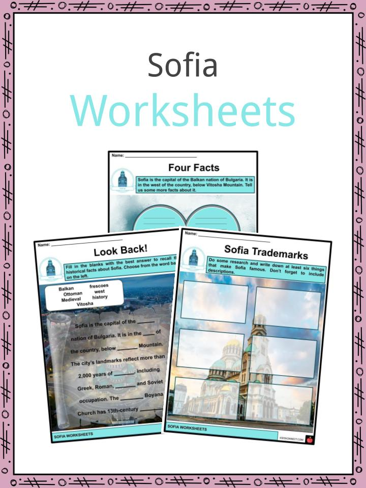 Sofia Worksheets