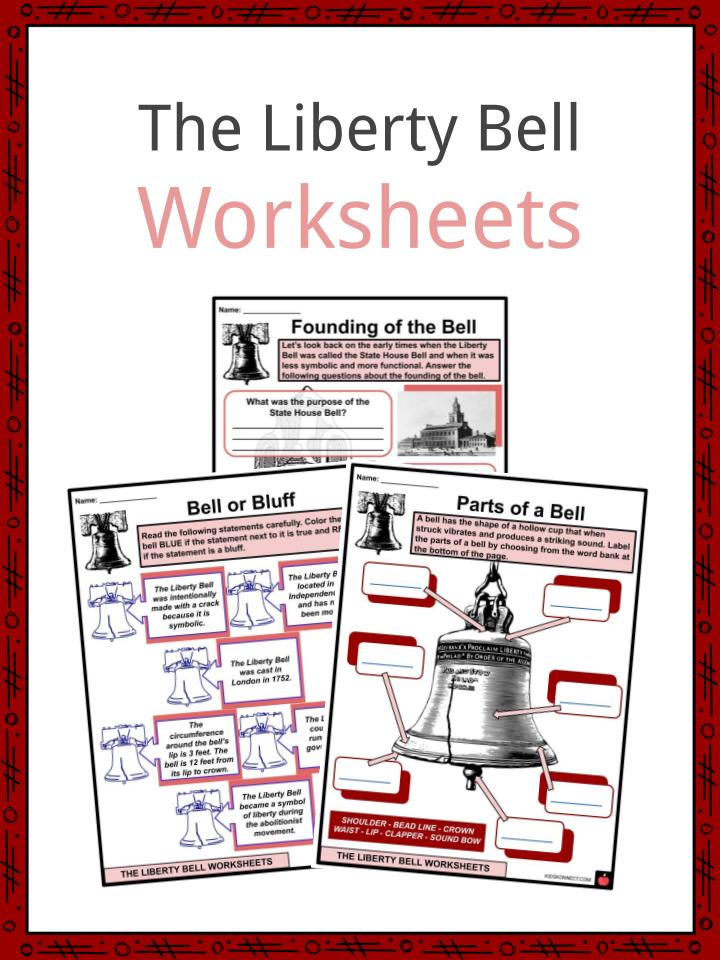 The Liberty Bell Worksheets