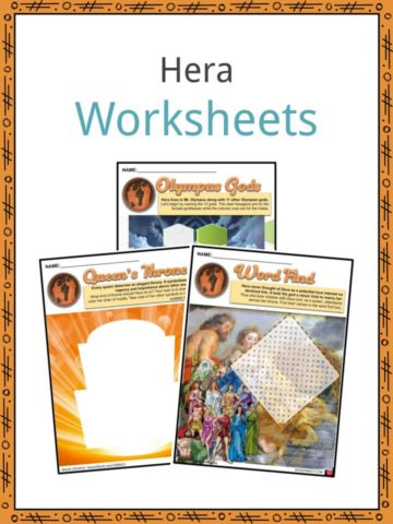Hera Worksheets