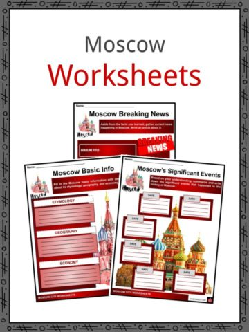Moscow Worksheets