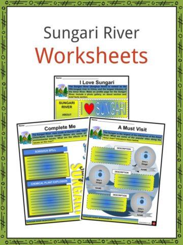 Sungari River Worksheets