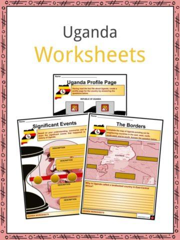 Uganda Worksheets
