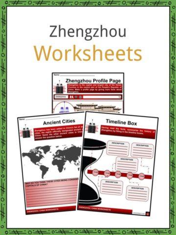 Zhengzhou Worksheets