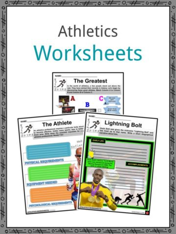 Athletics Worksheets