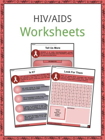 HIV_AIDS Worksheets