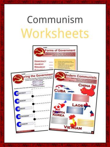 Communism Worksheets