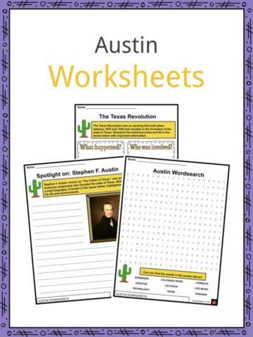 Austin Worksheets