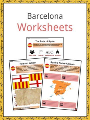 Barcelona Worksheets
