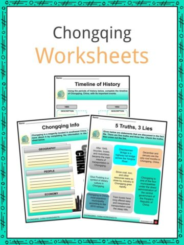Chongqing Worksheets