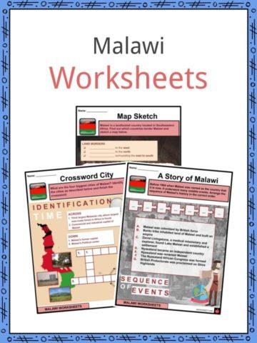 Malawi Worksheets