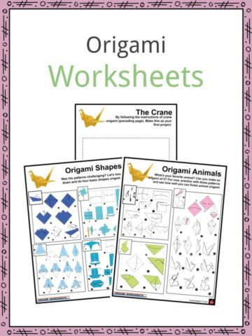 Origami Worksheets
