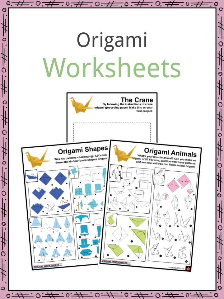 Origami Worksheets