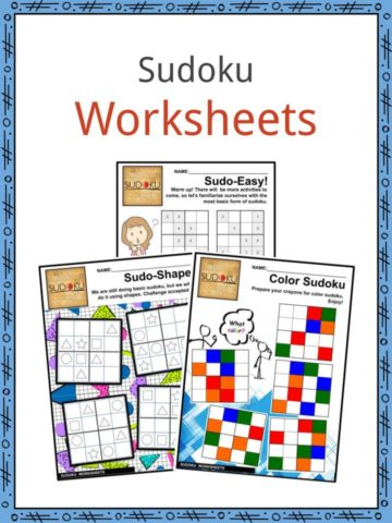 Sudoku Worksheets